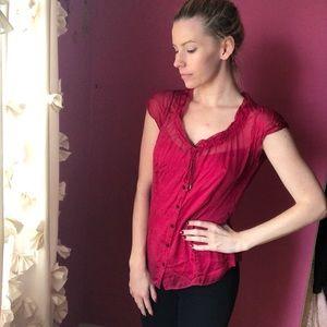 Tops - Christmas blouse